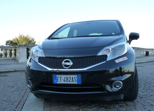 nissan note test