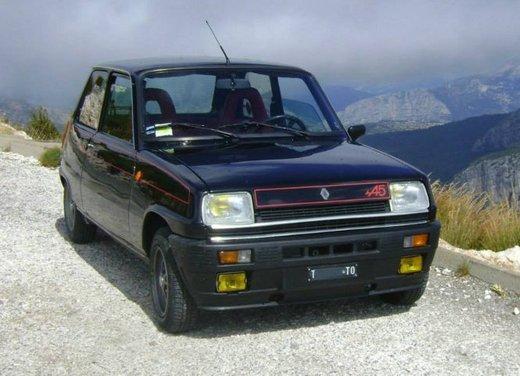 Renault 5 Alpine Turbo la gamma sportiva della storica R5 - Foto 2 di 3