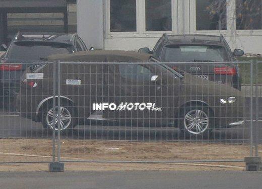 Audi Q3 nuove foto spia del crossover tedesco - Foto 3 di 6