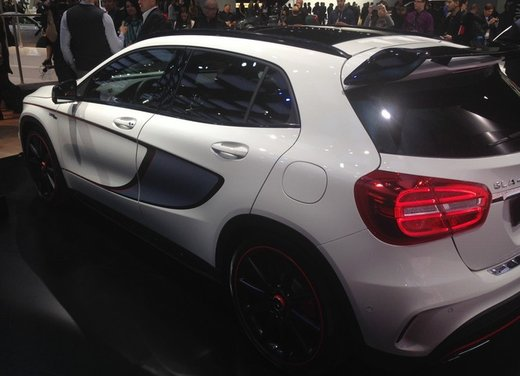 Mercedes GLA 45 AMG - Foto 6 di 10