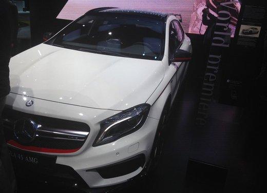Mercedes GLA 45 AMG - Foto 2 di 10