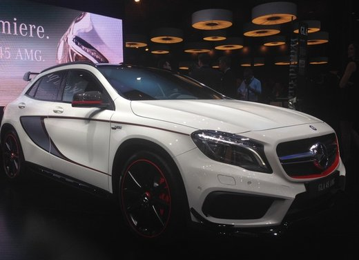 Mercedes GLA 45 AMG - Foto 5 di 10