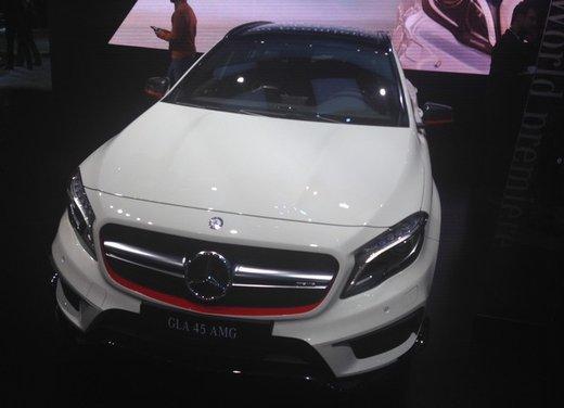 Mercedes GLA 45 AMG - Foto 8 di 10
