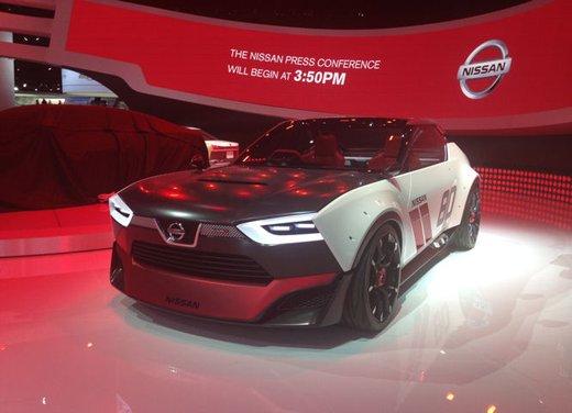 Nissan IDx Concept - Foto 10 di 10