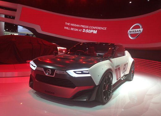 Nissan IDx Concept - Foto 1 di 10