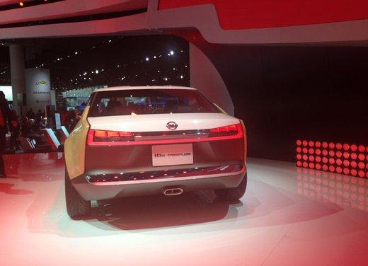 Nissan IDx Concept - Foto 2 di 10