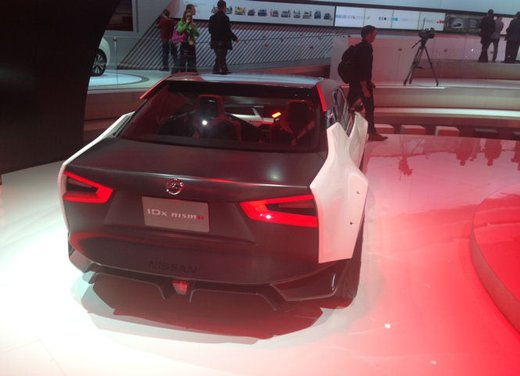 Nissan IDx Concept - Foto 3 di 10