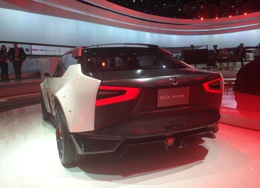 Nissan IDx Concept - Foto 4 di 10