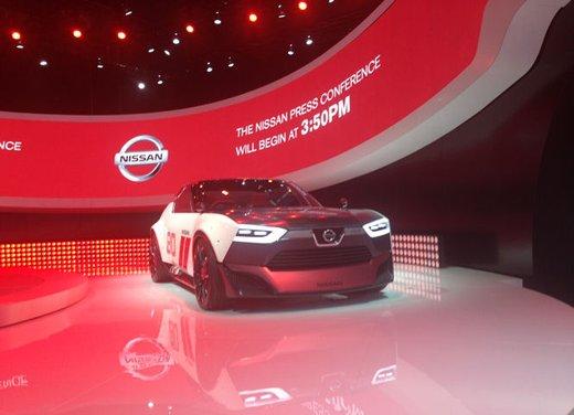 Nissan IDx Concept - Foto 5 di 10