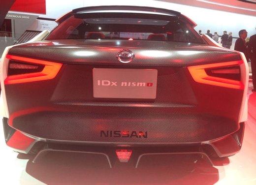 Nissan IDx Concept - Foto 6 di 10