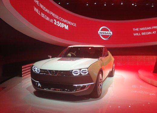 Nissan IDx Concept - Foto 8 di 10