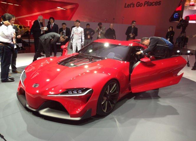 Toyota FT-1 Sports Coupè Concept
