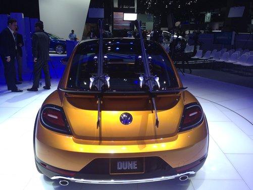 Volkswagen New Beetle Dune Concept - Foto 1 di 9