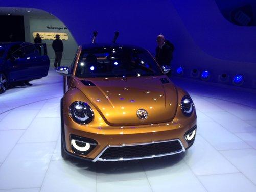 Volkswagen New Beetle Dune Concept - Foto 4 di 9