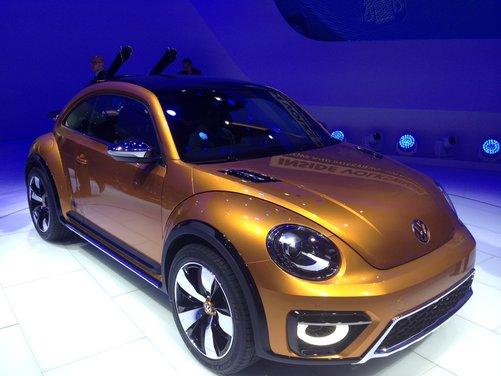 Volkswagen New Beetle Dune Concept - Foto 5 di 9