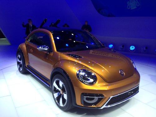 Volkswagen New Beetle Dune Concept - Foto 7 di 9