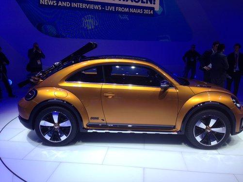 Volkswagen New Beetle Dune Concept - Foto 8 di 9