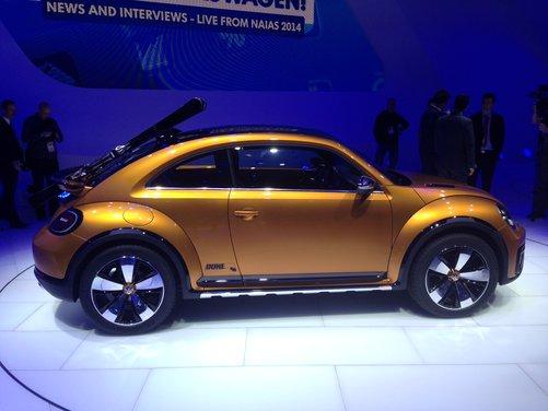 Volkswagen New Beetle Dune Concept - Foto 9 di 9
