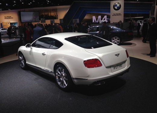 Bentley Continental GT V8 S - Foto 7 di 11