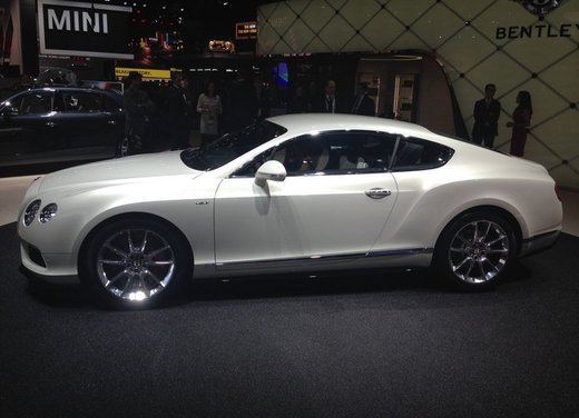 Bentley Continental GT V8 S - Foto 3 di 11