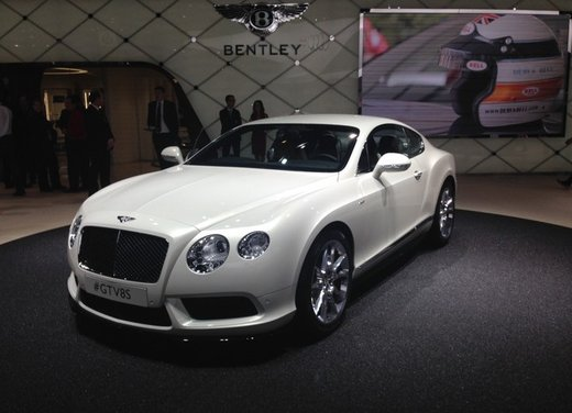 Bentley Continental GT V8 S - Foto 5 di 11