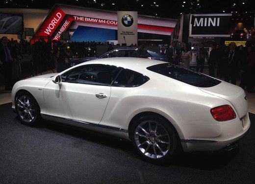 Bentley Continental GT V8 S - Foto 10 di 11