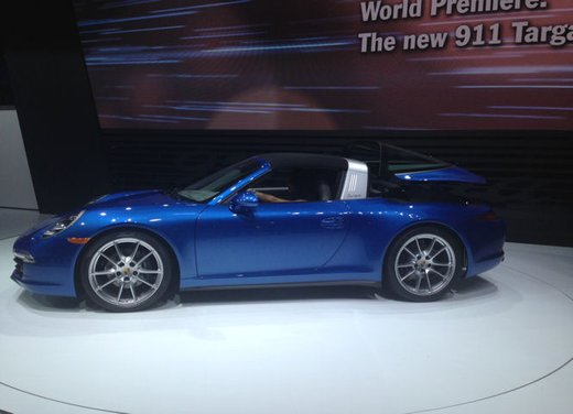 Porsche 911 Targa MY 2014 - Foto 2 di 14