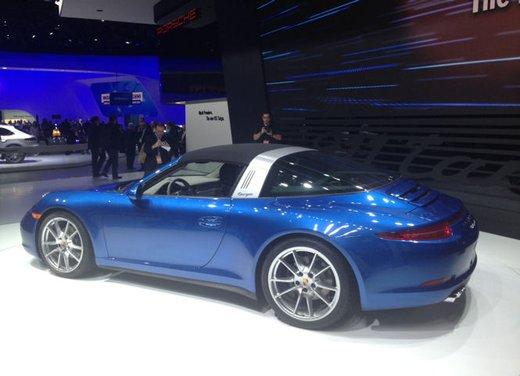 Porsche 911 Targa MY 2014 - Foto 4 di 14