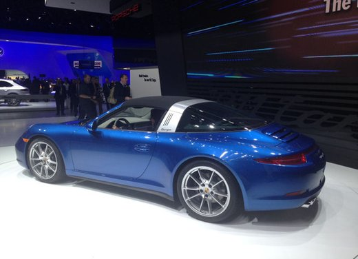 Porsche 911 Targa MY 2014 - Foto 6 di 14