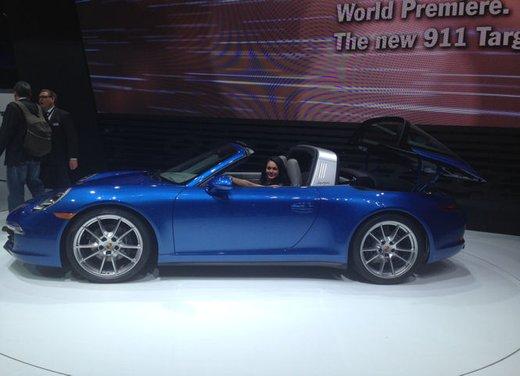 Porsche 911 Targa MY 2014 - Foto 8 di 14