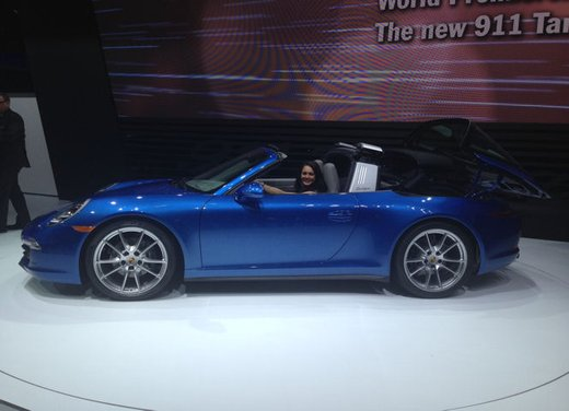 Porsche 911 Targa MY 2014 - Foto 10 di 14