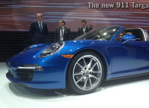 Porsche 911 Targa MY 2014 - Foto 7 di 14