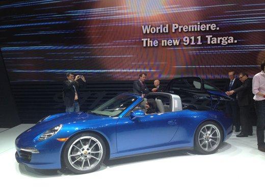 Porsche 911 Targa MY 2014 - Foto 11 di 14