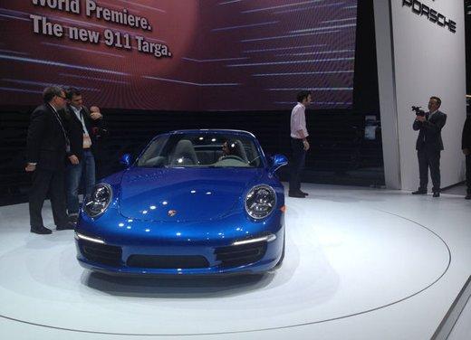 Porsche 911 Targa MY 2014 - Foto 3 di 14
