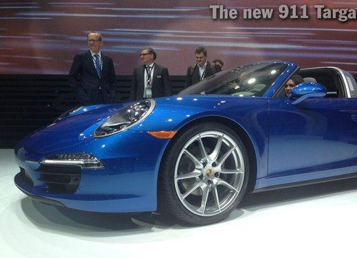 Porsche 911 Targa MY 2014 - Foto 13 di 14