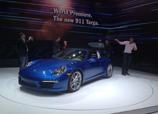 Porsche 911 Targa MY 2014 - Foto 9 di 14