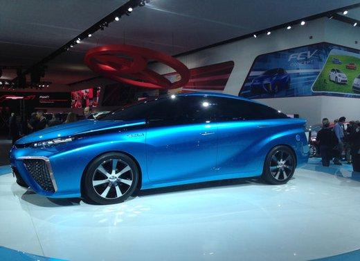 Toyota FCV Concept - Foto 1 di 6