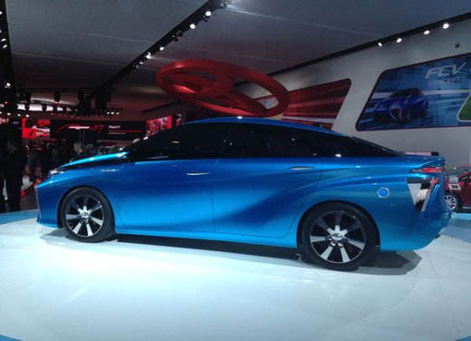 Toyota FCV Concept - Foto 2 di 6