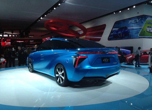 Toyota FCV Concept - Foto 3 di 6
