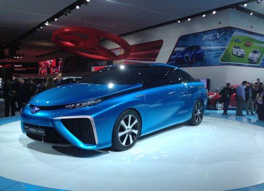 Toyota FCV Concept - Foto 5 di 6