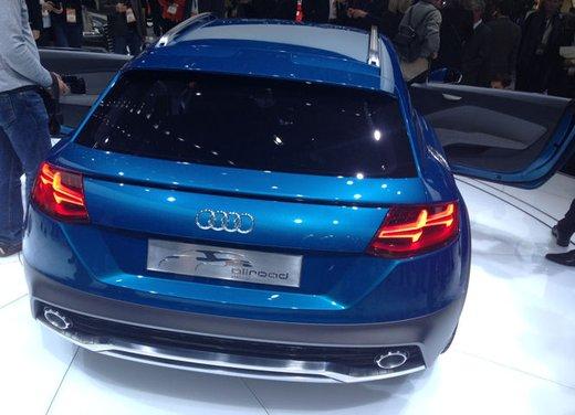 Audi Allroad Shooting Brake Concept - Foto 3 di 14