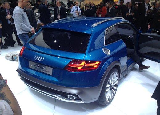 Audi Allroad Shooting Brake Concept - Foto 5 di 14