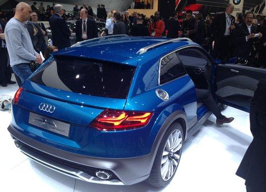 Audi Allroad Shooting Brake Concept - Foto 6 di 14