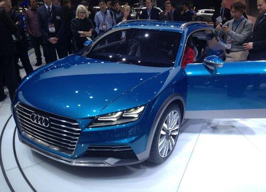 Audi Allroad Shooting Brake Concept - Foto 9 di 14