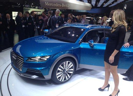Audi Allroad Shooting Brake Concept - Foto 10 di 14