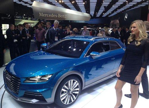 Audi Allroad Shooting Brake Concept - Foto 12 di 14