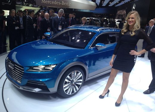 Audi Allroad Shooting Brake Concept - Foto 14 di 14
