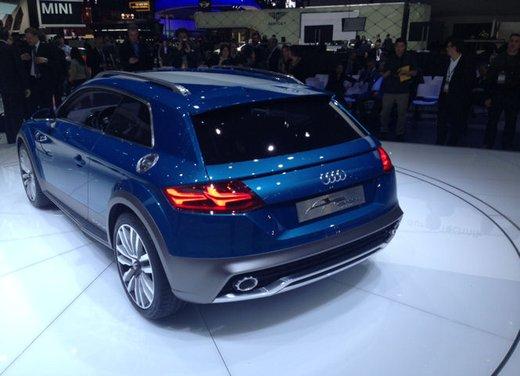 Audi Allroad Shooting Brake Concept - Foto 11 di 14