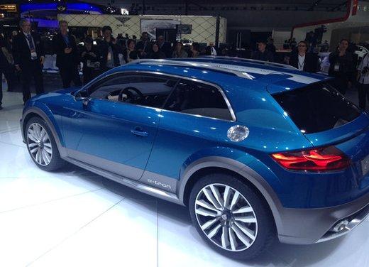 Audi Allroad Shooting Brake Concept - Foto 4 di 14