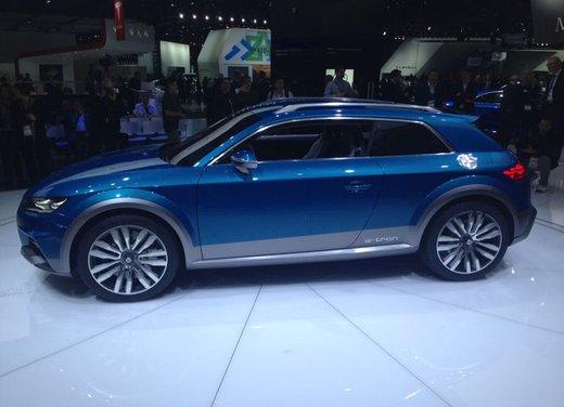Audi Allroad Shooting Brake Concept - Foto 1 di 14